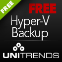 Unitrends Free Hyper-V backup