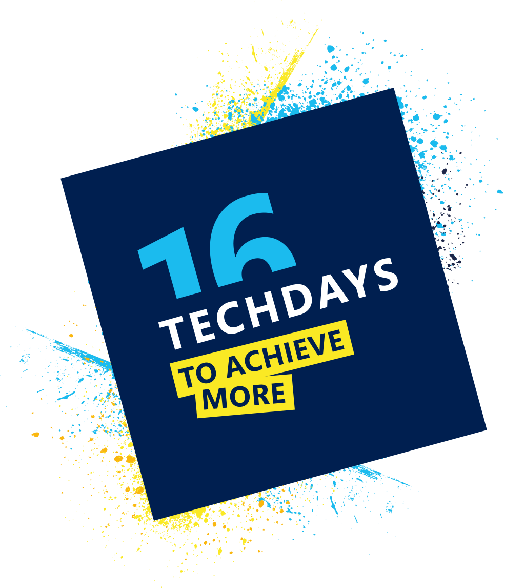 Microsoft TechDays 2016....I'm going!!